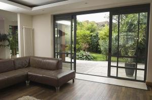 Patio door installation, new front doors from Echols, Door installers in Atlanta