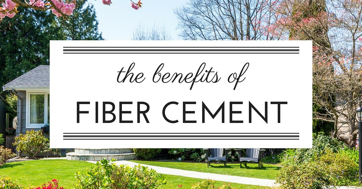 new fiber cement siding