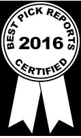 North Atlanta Best Pick Certified 2016 Atlanta Area Roofers
