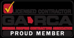 Georgia Roofing Contractors Association Licensed Contractor